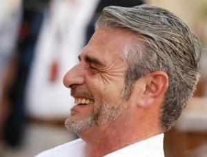 Maurizio Arrivabene is the latest Ferrari team principal