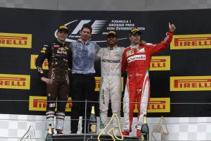 A timely podium for Raikkonen