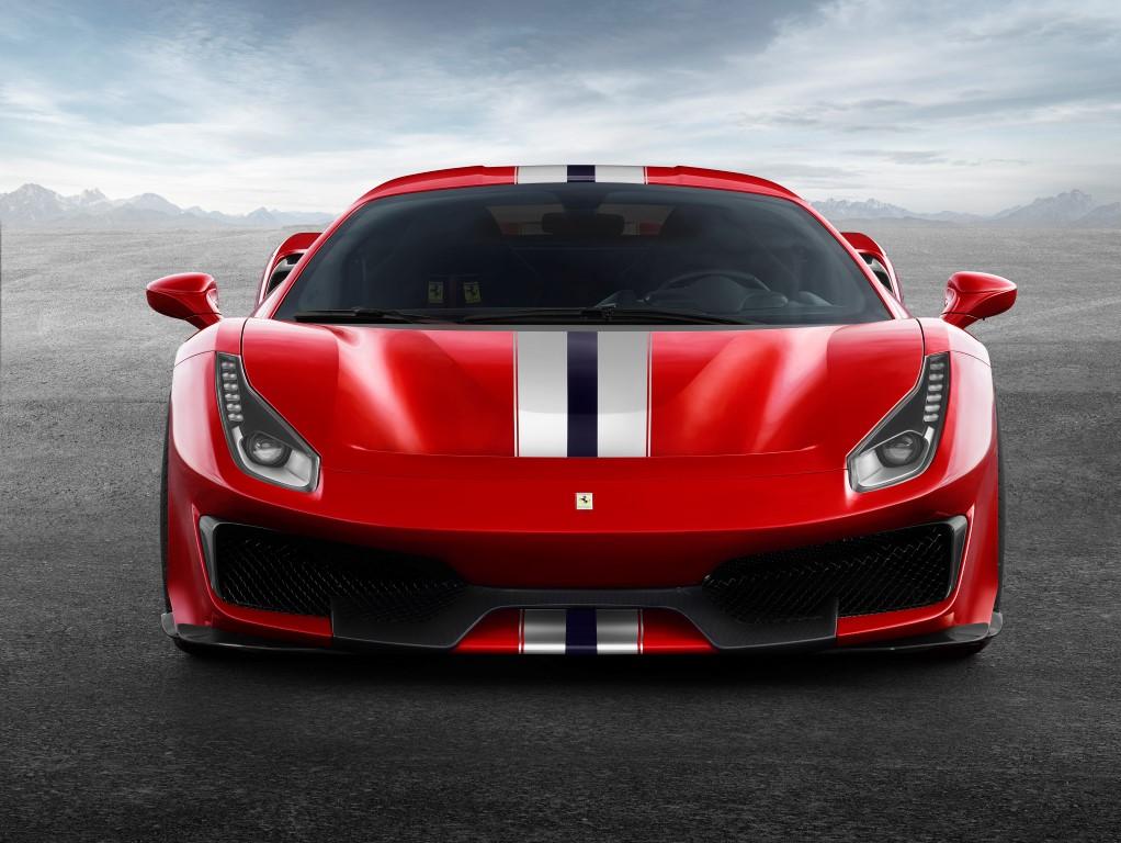 488 Pista Announced The Ferrari Owners Club