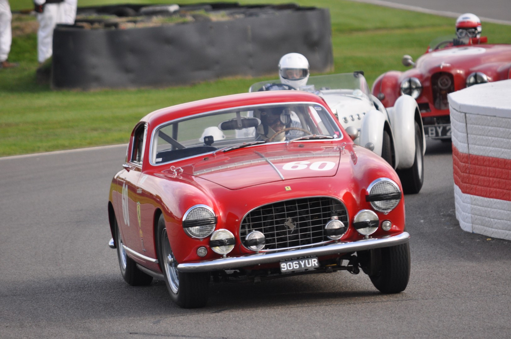 step back in time the goodwood revival the ferrari owners 39 club. Black Bedroom Furniture Sets. Home Design Ideas